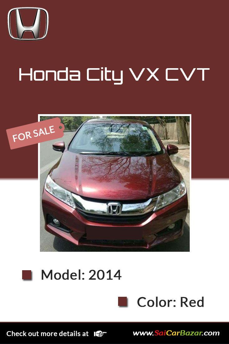 Buy Second Hand #Honda City Cars At Best Price In Your City. #Honda_City