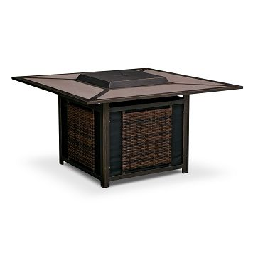 Santa Paula Outdoor Furniture Fire Pit   Value City Furniture