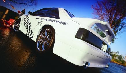 Mtx Thunderforce Jason Planck Expert 601 Car Audio Mustang Sports Car