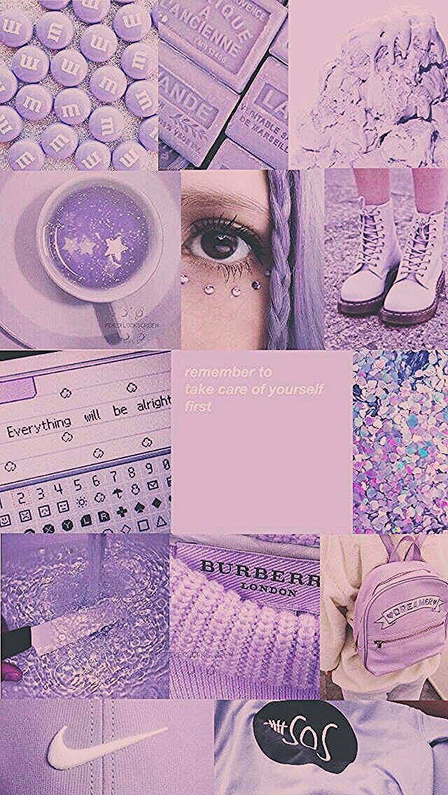 Pin By Emmytha Berliana On Ungu Purple Wallpaper Purple Wallpaper Iphone Aesthetic Pastel Wallpaper