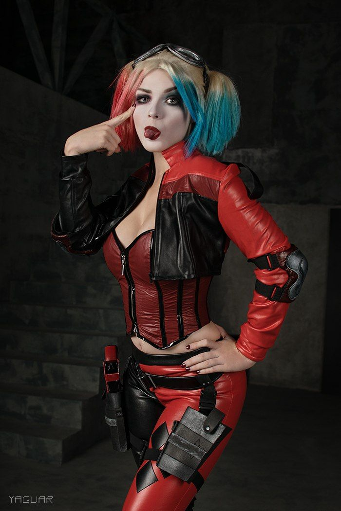 Character: Harley Quinn (Dr. Harleen Quinzel) / From ...