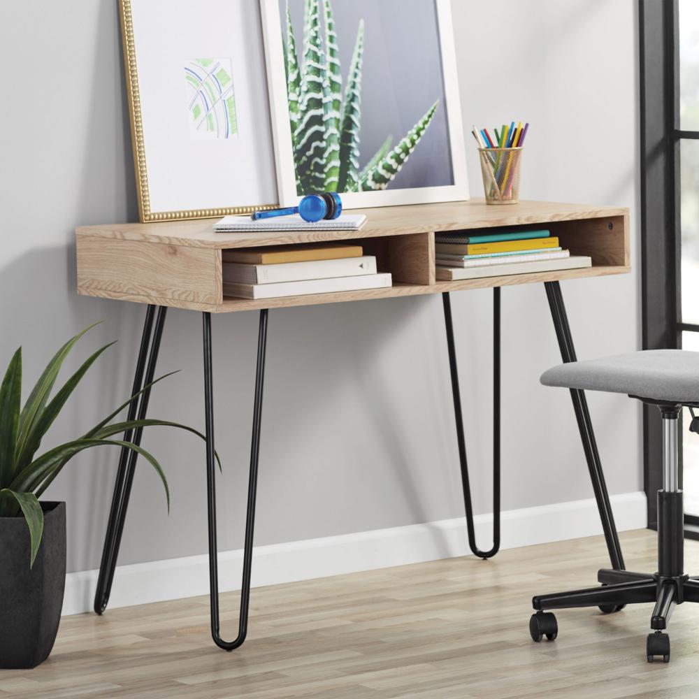 Home In 2020 Writing Desk Bedroom Desk Simple Desk