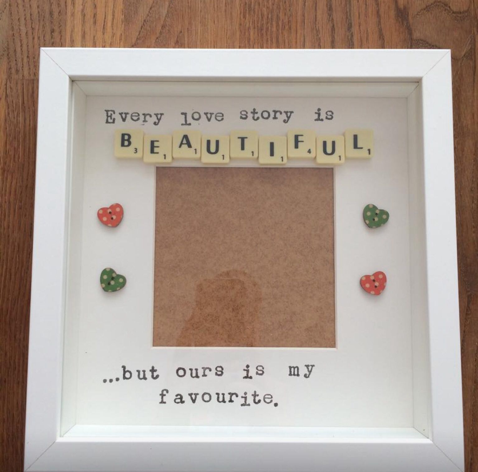 Love Quote Picture Frames Love Quote Frame With Space For A Photosee More  Facebook