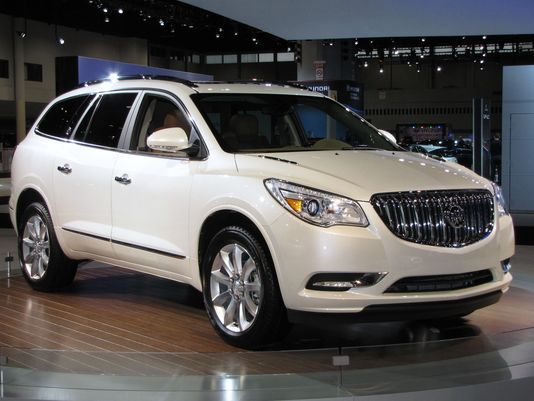 Elegant Functionality 2015 Buick Enclave Crossover Buick Enclave 2015 Buick Buick