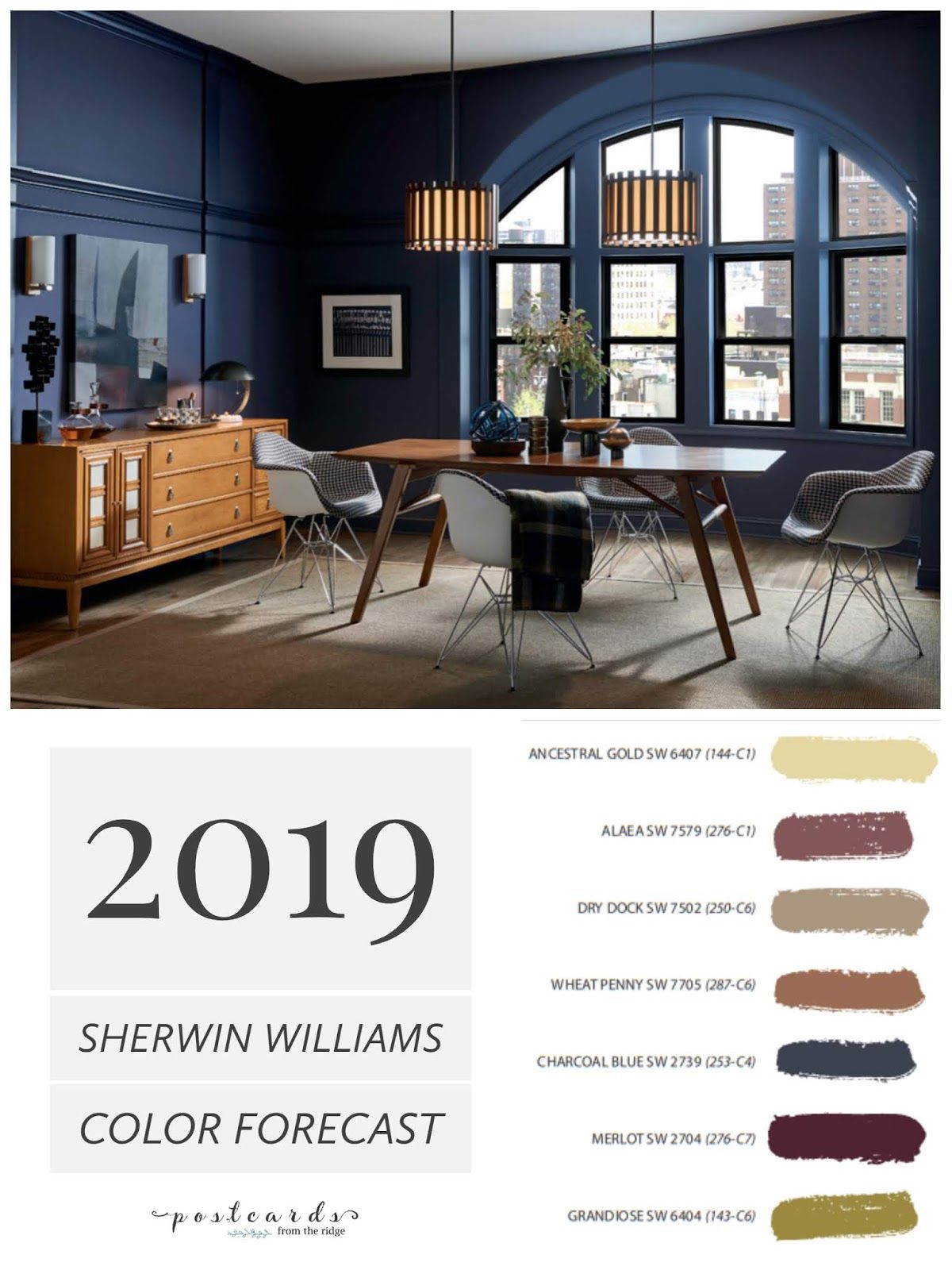 2019 paint color forecast from sherwin williams cactus paint colors sherwin williams color. Black Bedroom Furniture Sets. Home Design Ideas
