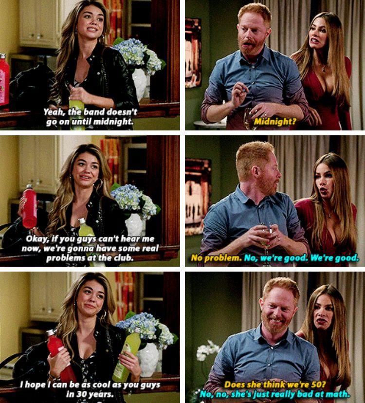 Modern Family | Modern family funny, Modern family memes ...