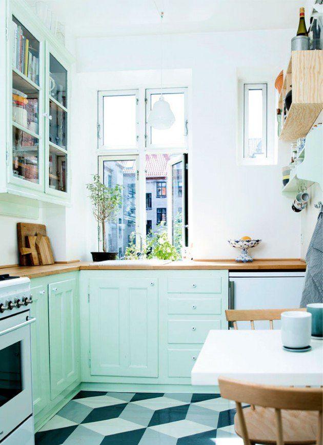 visite meubler un appartement avec un petit budget t h. Black Bedroom Furniture Sets. Home Design Ideas