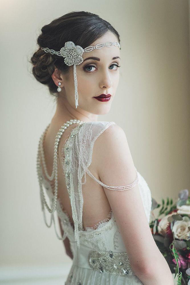 Photo of 25 Retro und Vintage Hochzeit Make-up-Ideen – Frisuren Ideen