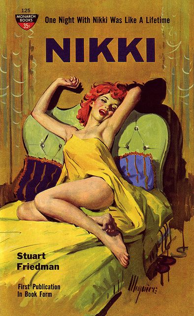 Image result for nikki pulp cover