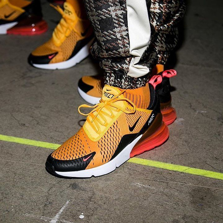 The brand new Nike Air Max Is this model HOT or NOT? By