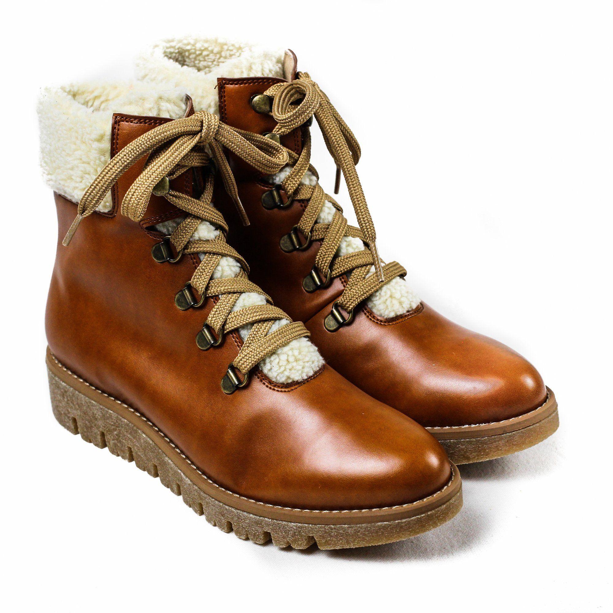 fcca2d046 Aspen Hiker Boot in Natural from Bhava | Gift Ideas | Vegan winter ...
