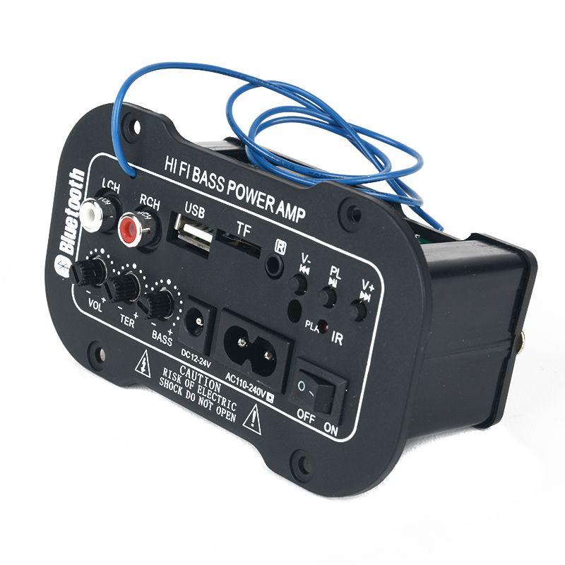 New Car Bluetooth HiFi Bass Power AMP Stereo 220V Digital