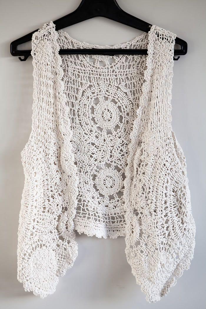 crochet vest pinterest   dromgdi.top   crafts   Pinterest