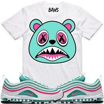 df67846b95127 Baws T-Shirt SOUTH BEACH BAWS Sneaker Tees Shirts - Air Max 97