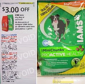 Free Iams Dog Food At Target Tag Coupons Extreme Couponing