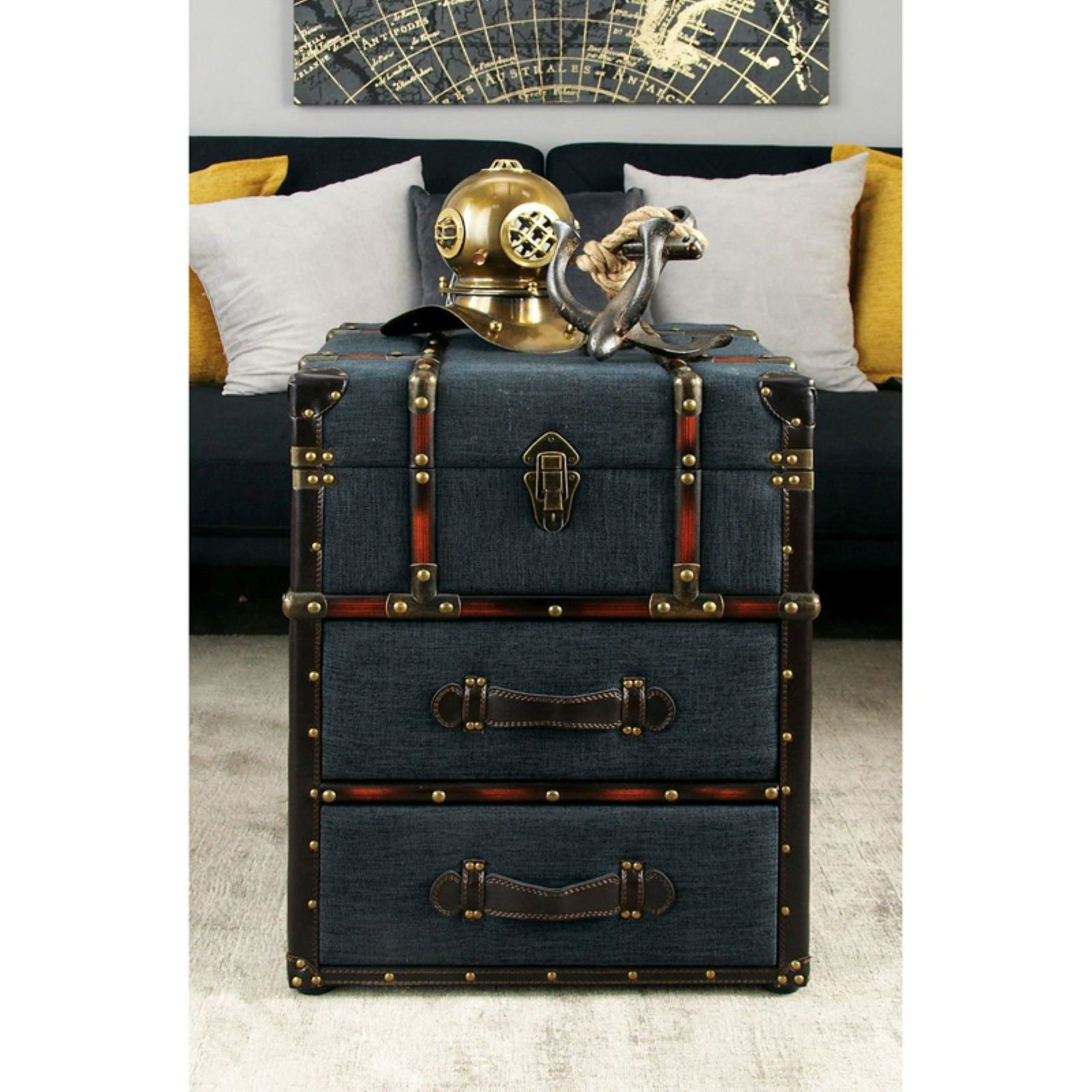cases l industrial with chrome zazuminc fibre view tall chest luggage drawers corp com case salsesman leather boy suitcase larger