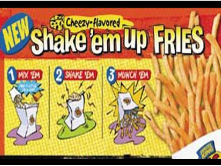 23 Bizarre Fast Food Items That Were Total Failures