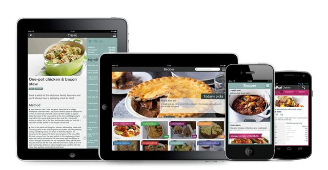 Good food mobile apps pinterest google chrome bbc good food mobile app contains recipes cooking tips and tools available for ios android google chrome and more forumfinder Images