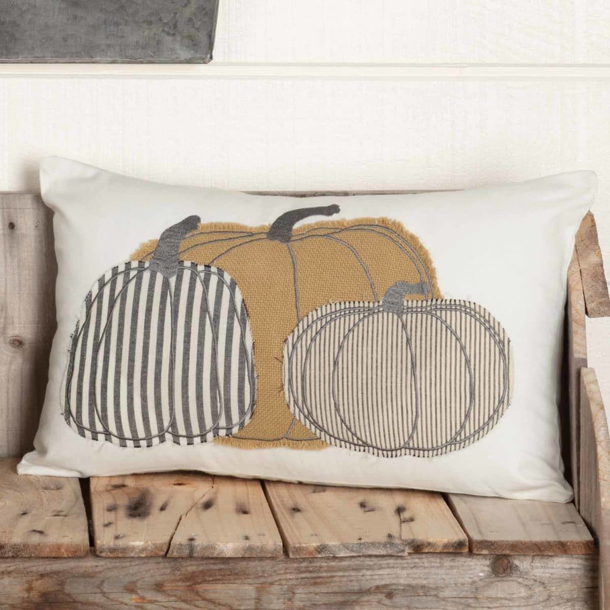 Pumpkin Patch Applique 12 X 20 Pillow Cover Piper Classics Fall Pillows Pumpkin Pillows Decorative Pillow Covers