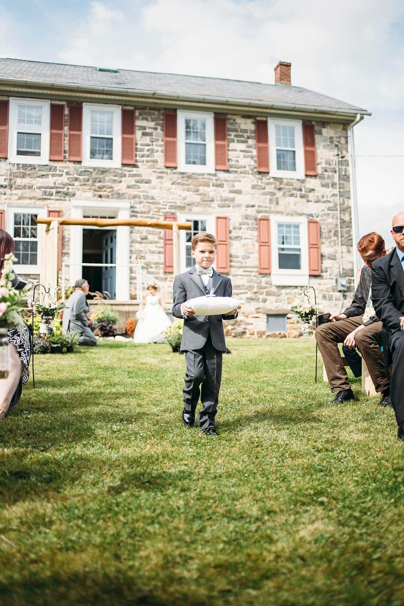 Our wedding! Barn Swallow Farm. Located in Lehigh Valley ...