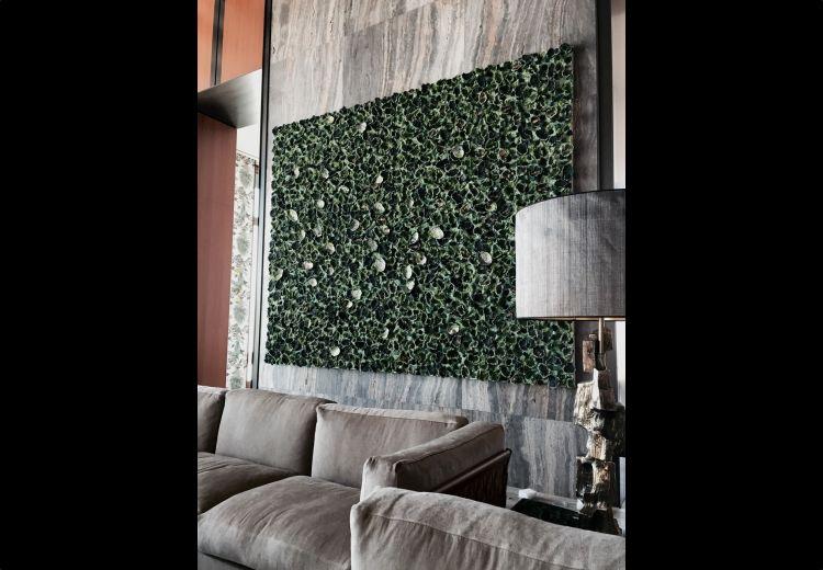 un m lange de couleur de mati re absolument r ussis par l 39 architecte thierry lemaire. Black Bedroom Furniture Sets. Home Design Ideas