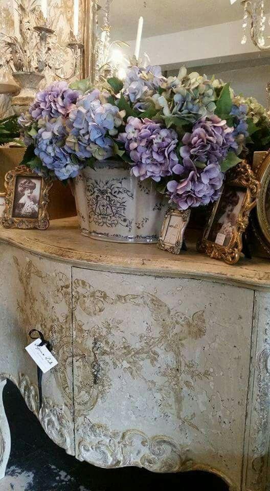 Pin Von Lillian Bradley Auf Lilacs | Pinterest | Hortensien Und Dekoration