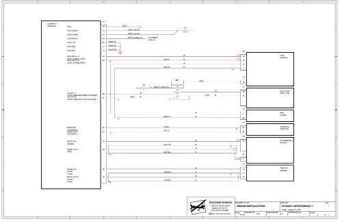 cincinnati avionics world class shop throughout wiring
