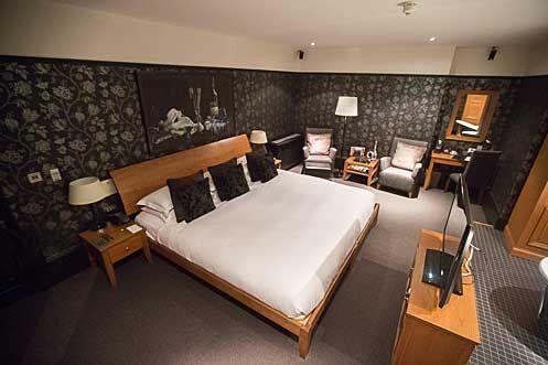 Biggest Bed The biggest bed i've ever seen