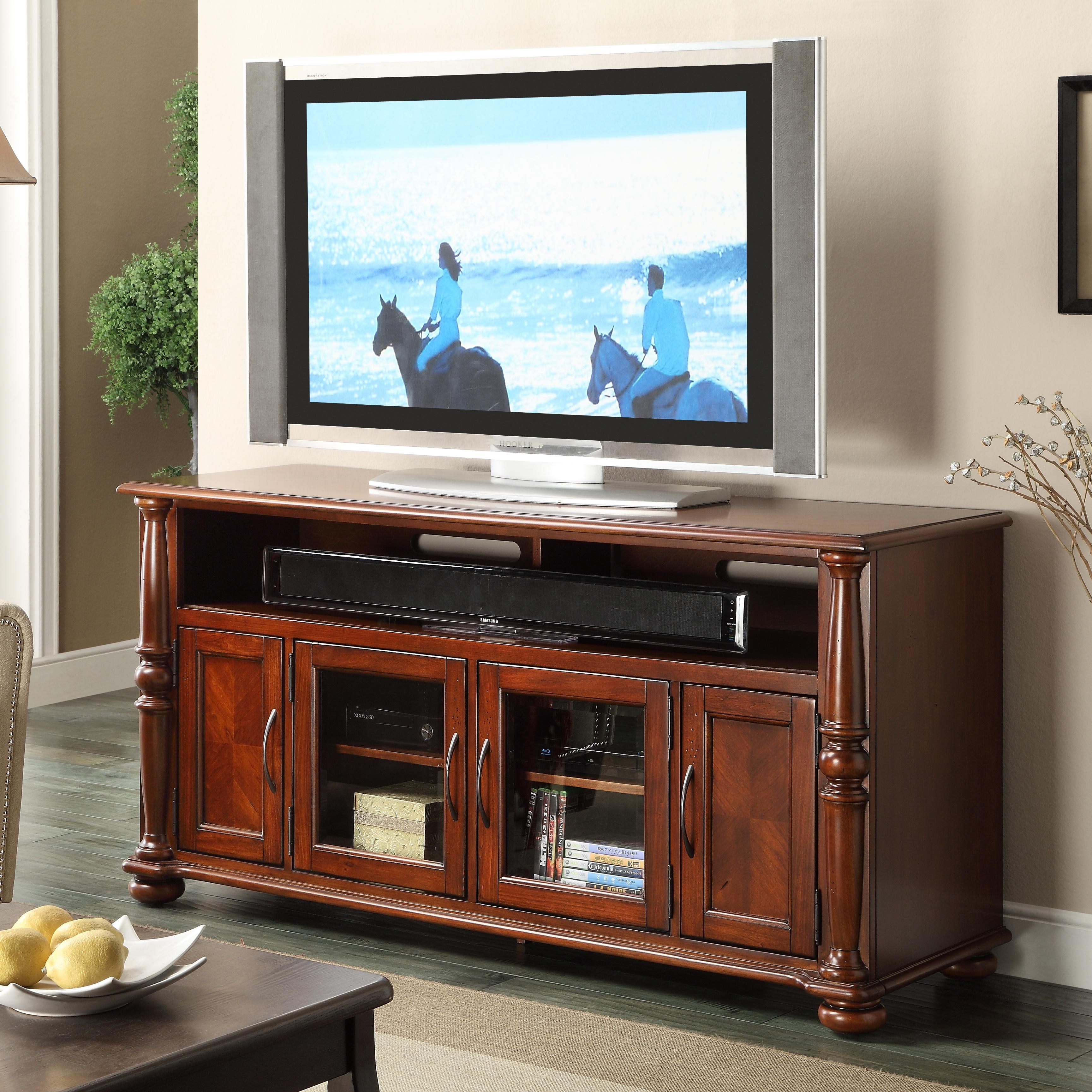 Dunmore 60 Inch TV Console By Riverside Furniture