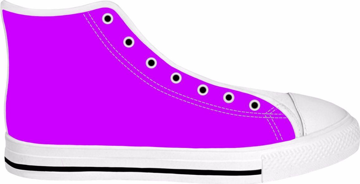 Neon Purple | Neon purple, Purple shoes