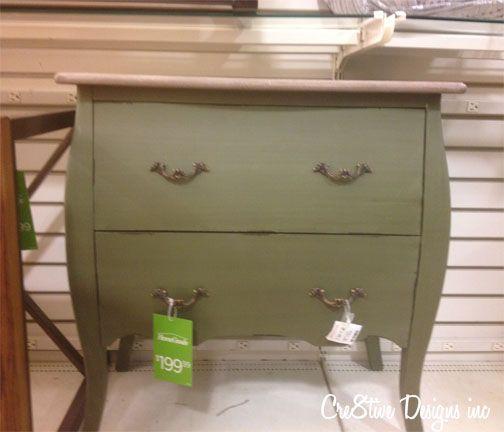 Homegoods Furniture Makeover