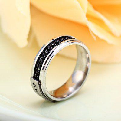 My Love Pattern Finger Ring Finger Ornament