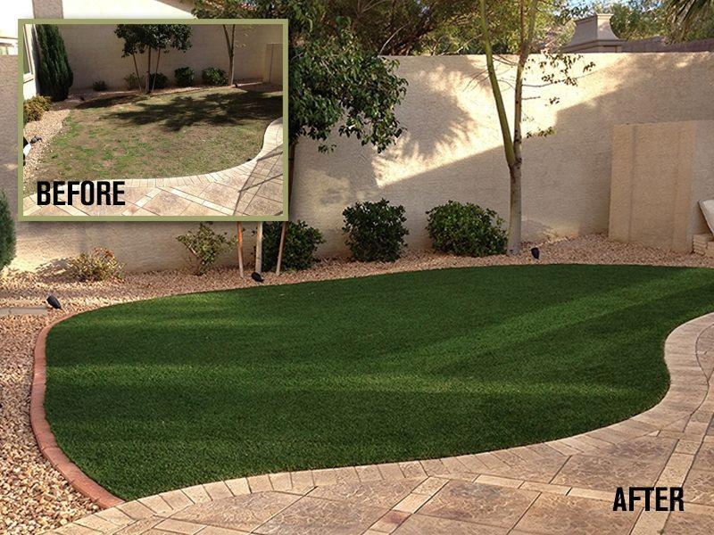 Desert Greenscapes   Fake Grass Las Vegas Nevada   Gallery ...