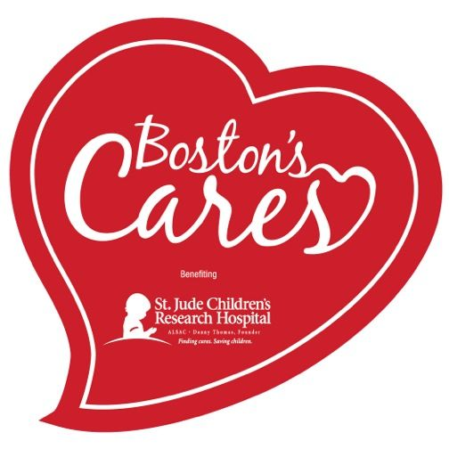 #BostonsCares! We are supporting St. Jude Children's Research Hospital, nationally, as well as other local charities, Feb 4-17. Help us spread the love & repin!