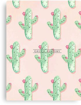 GREY\'S ANATOMY - CACTUS | Redbubble PodArtist Community - Latest ...