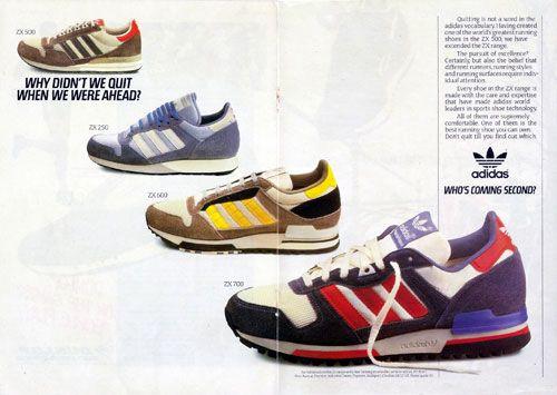 ZX series | Vintage adidas, Adidas retro, Adidas zx