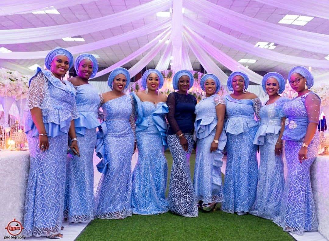 Best Bridal Train Dresses For Black Women 2020 In 2020 Nigerian Wedding Dresses Traditional Nigerian Bridesmaid Dresses Style Inspiration