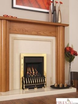 The Flavel Stirling Plus Open Fronted He Gas Fire Is One Of Most Efficient Slimline Fires Available Today And With A Heat Output Up