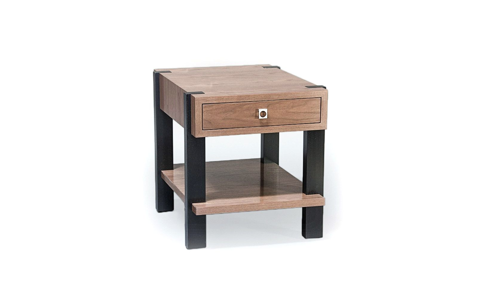 Mezzanine Side Table With Drawer Knowlton Brothers Side Table With Drawer Furniture Table