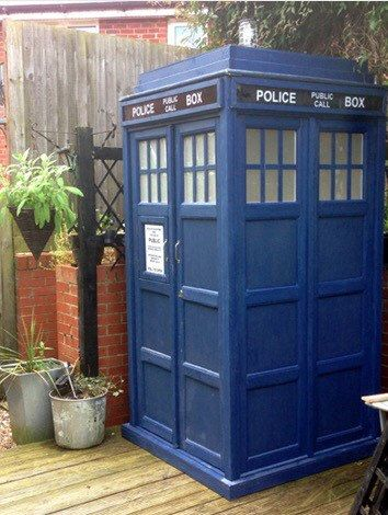 Police Box 1 1 Scale Full Size Prop By Reeltimereplicas On