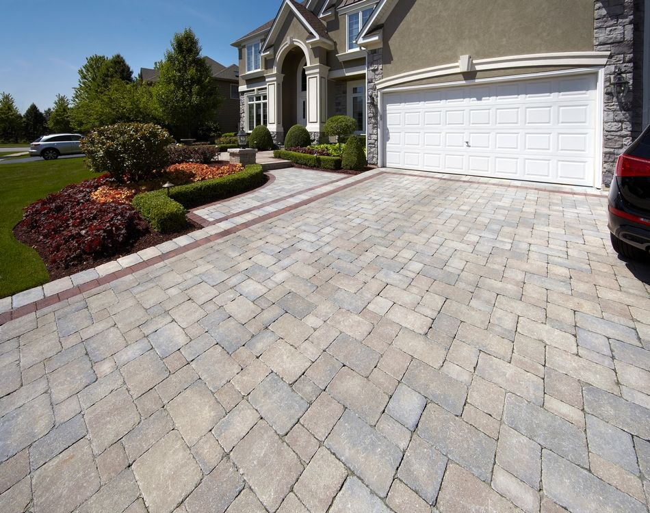 Unilock Paving Stones Driveway Inspiration For The