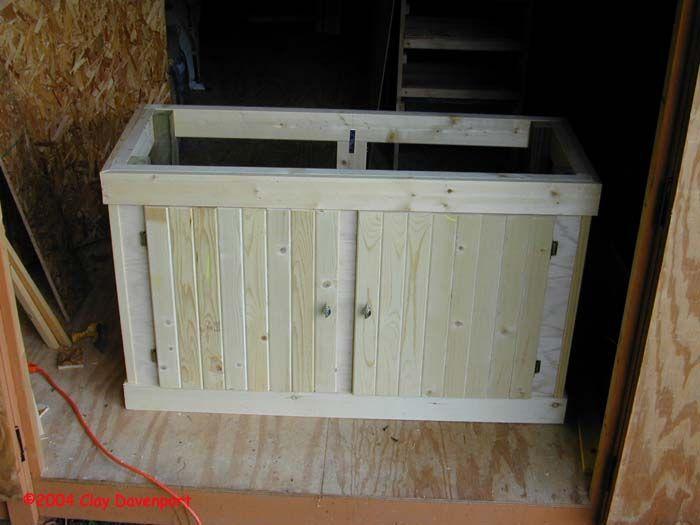 Diy Aquarium Cabinet Stand | MF Cabinets