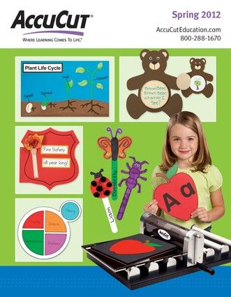 AccuCut Education Online Catalog   Plant life cycle, Life ...