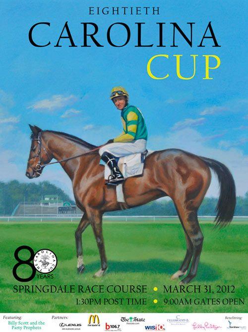 80th Carolina Cup ~ Springdale Race Course, Camden ~ March 31, 2012