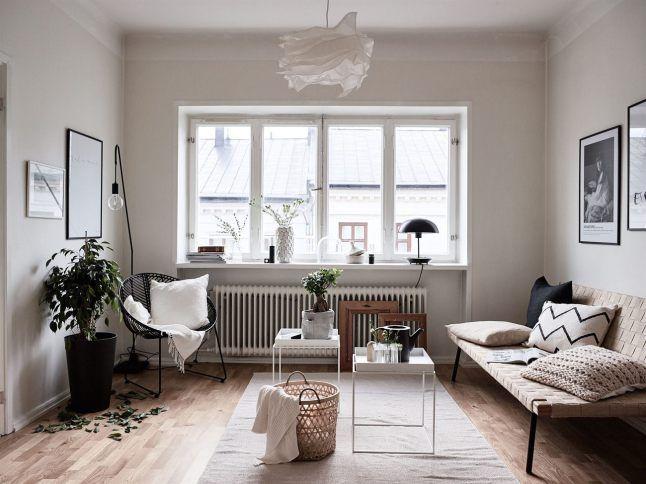 Dans un immeuble de style Bauhaus house Pinterest Salón y