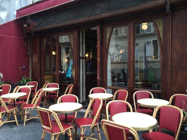 The Clown Bar Paris Kitchen Paris Bar