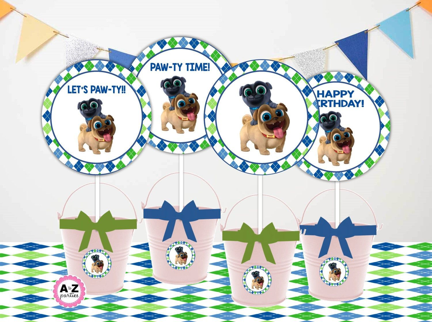 Puppy Dog Pals Decorations Download File Puppy Pals Party