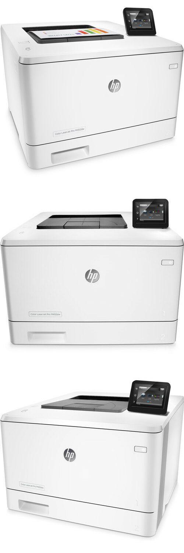 Printers 1245 Hp Color Laserjet Pro M452dw Laser Printer Buy It Now Only 303 35 On Ebay Printers Color Laserjet La Laser Printer Printer Hp Products