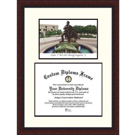 Stephen F Austin 11 inch x 14 inch Legacy Scholar Diploma Frame ...