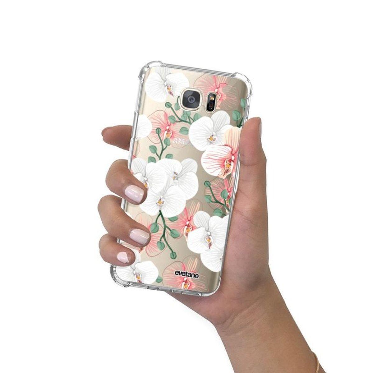 Coque Samsung Galaxy S7 Anti-choc Souple Avec Angles Renforcés ...